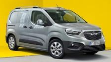 Nye Opel Combo