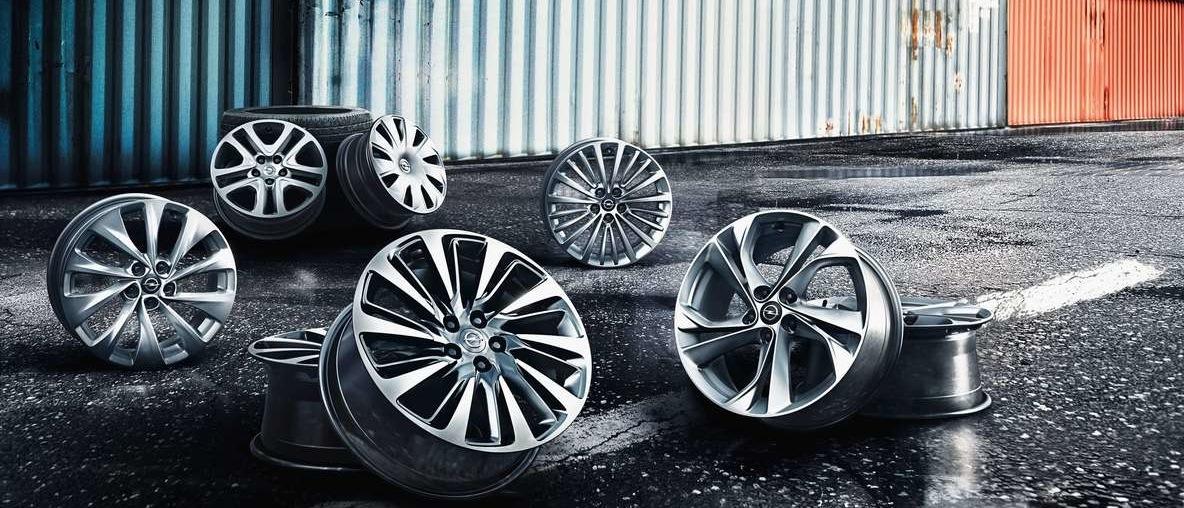 Bygg din Opel