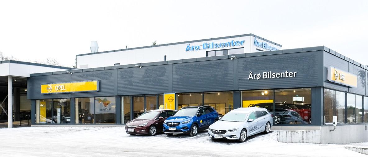 Opel Årø Bilsenter