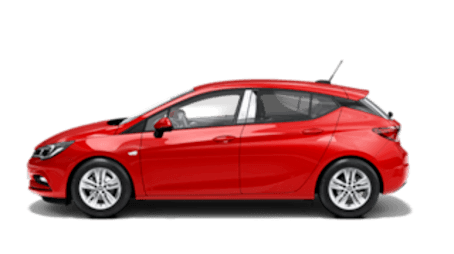 Opel Astra K 5-dørs